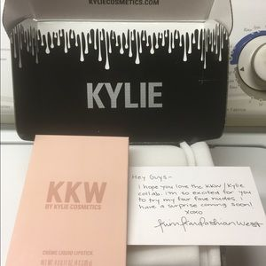Original KKW x Kylie Cosmetics Lip Kit